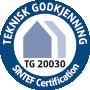 Sintef godkjent - TG20030